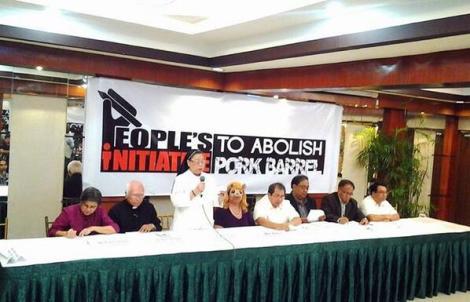 People's Initiative seeks law to criminalizepork