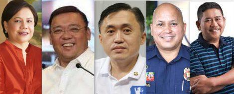 What KP Visayas support means for Go, Villar, Mangudadato, Roque,Bato